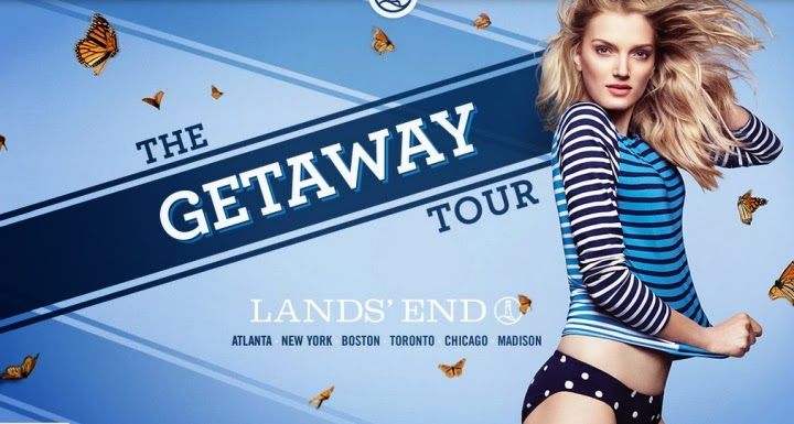 Get Away with Land's End