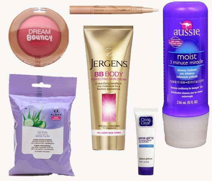 Monday Must Haves: Drugstore Edition
