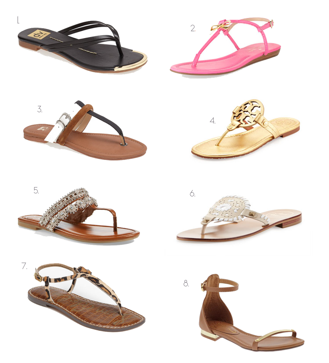 Monday Must Haves: Finding the Perfect Summer Sandal