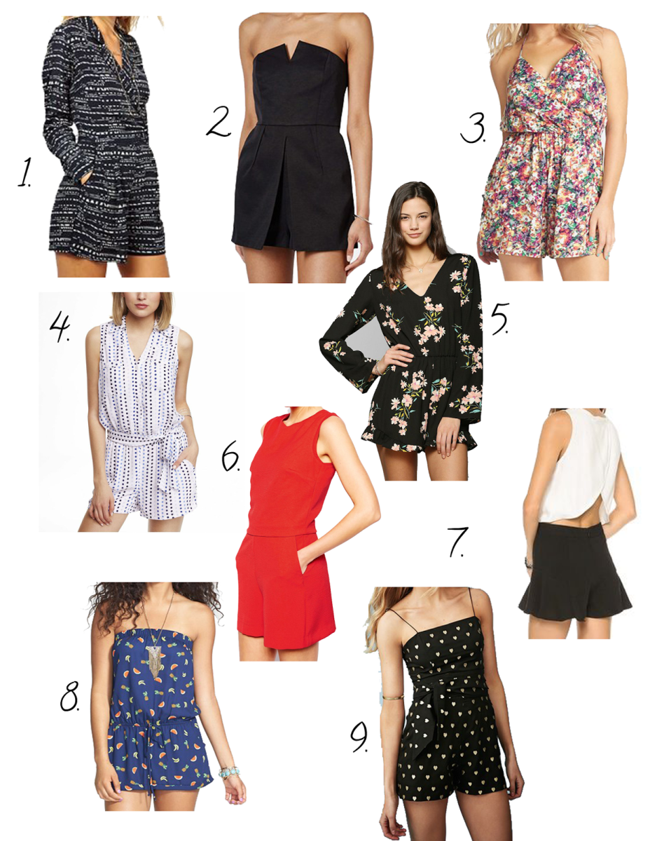 Finding the Perfect Romper