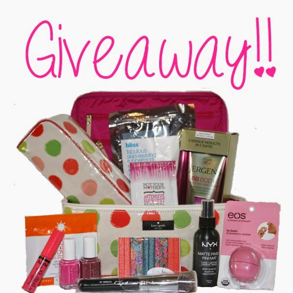 Blog-A-Versary and a Kate Spade Giveaway