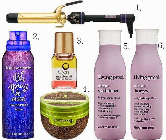 Monday Must Haves:  All About Hair