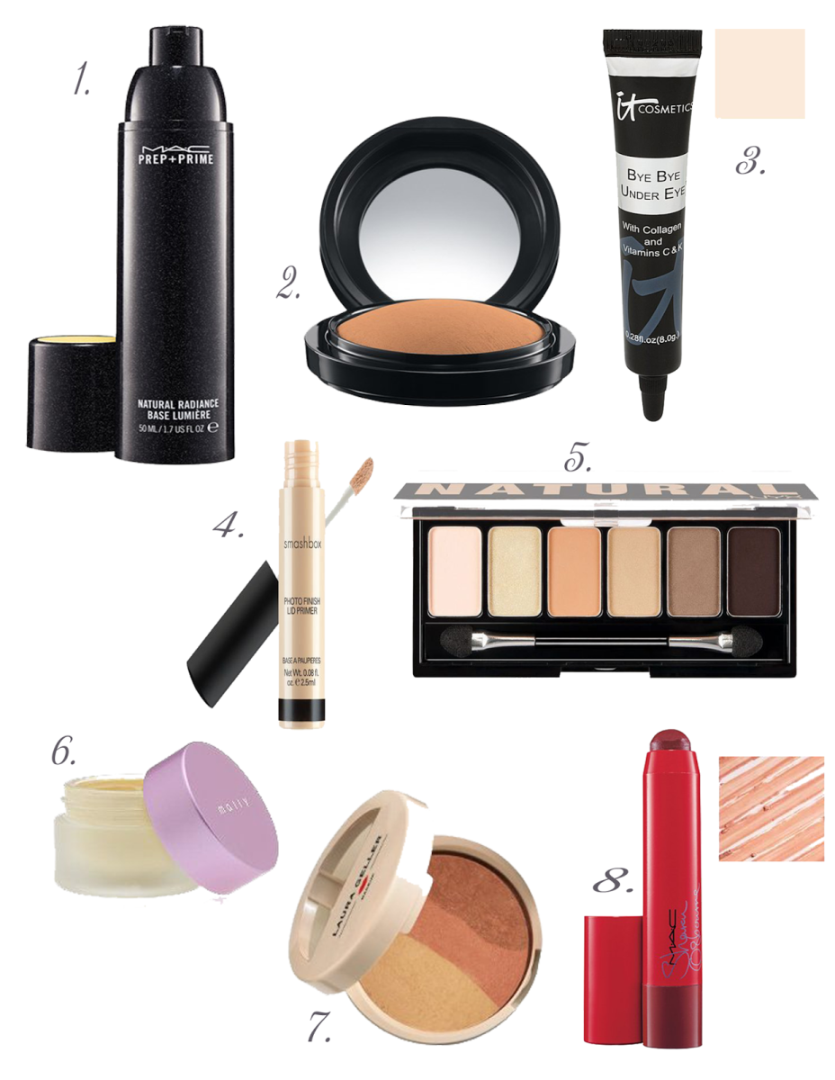 Monday Must Haves: A Peek Into My Makeup Bag