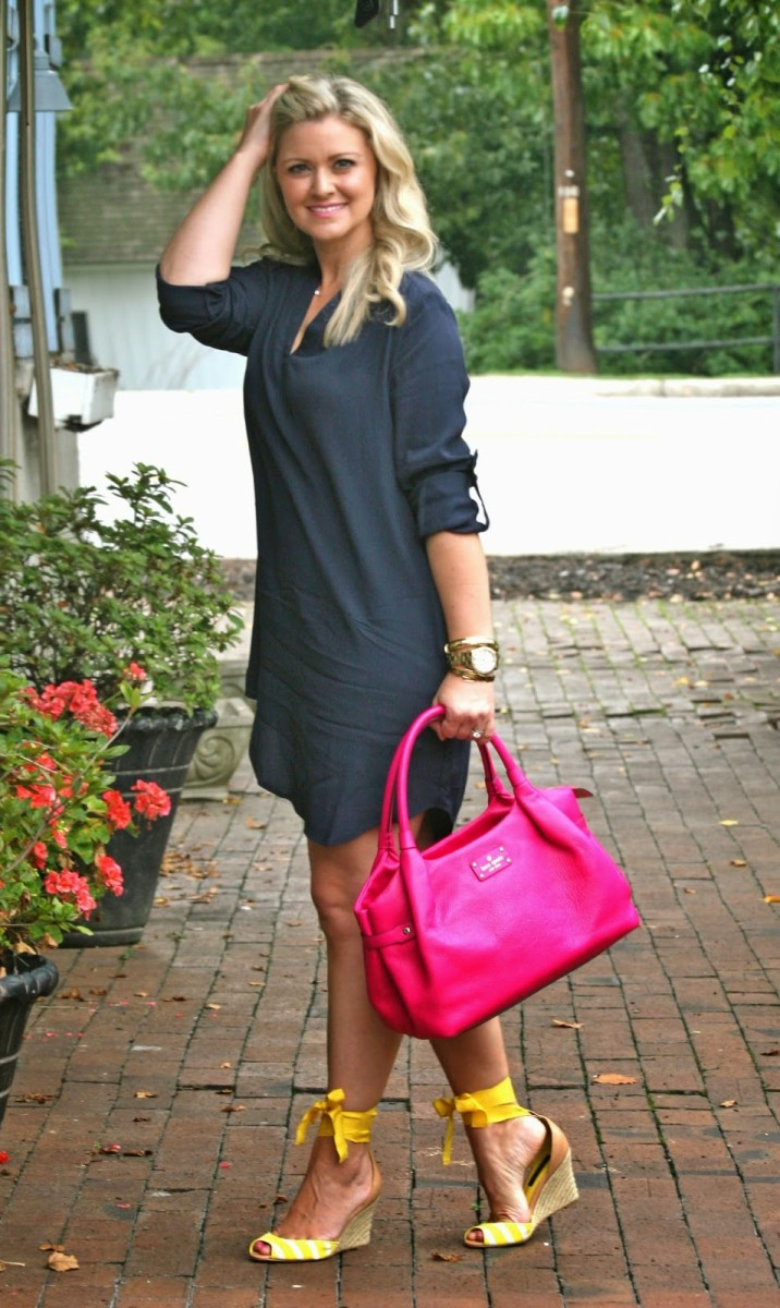 The Perfect Fall Transitional Dress