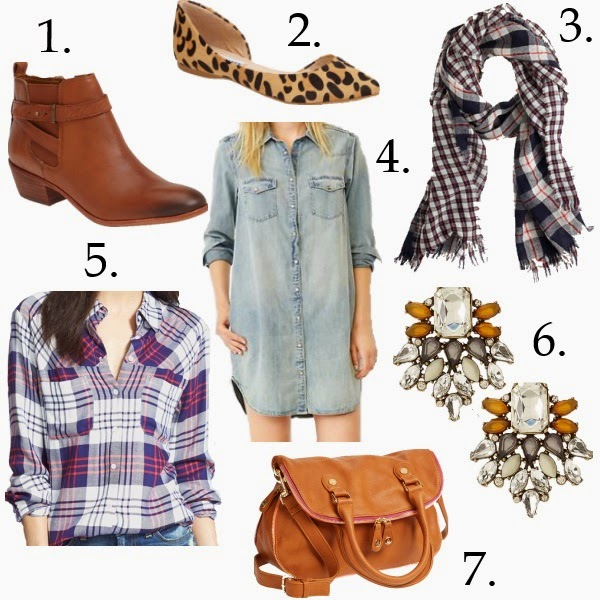Monday Must Haves:  Fall Transition