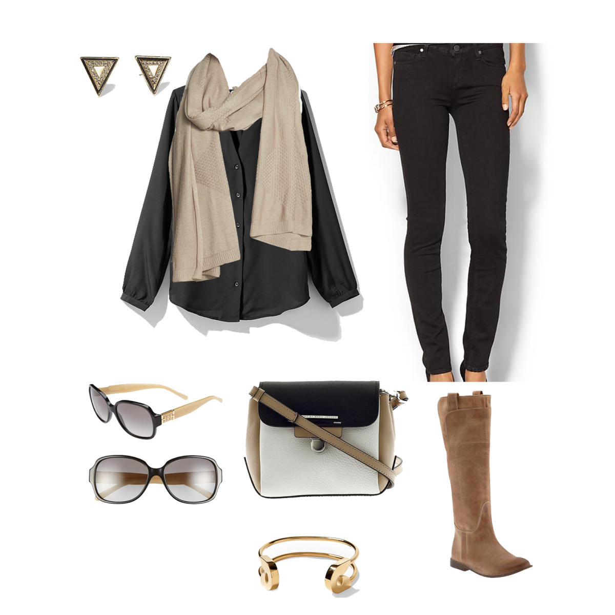 Monday Must Haves: Tan Riding Boots & Anthropologie Giveaway
