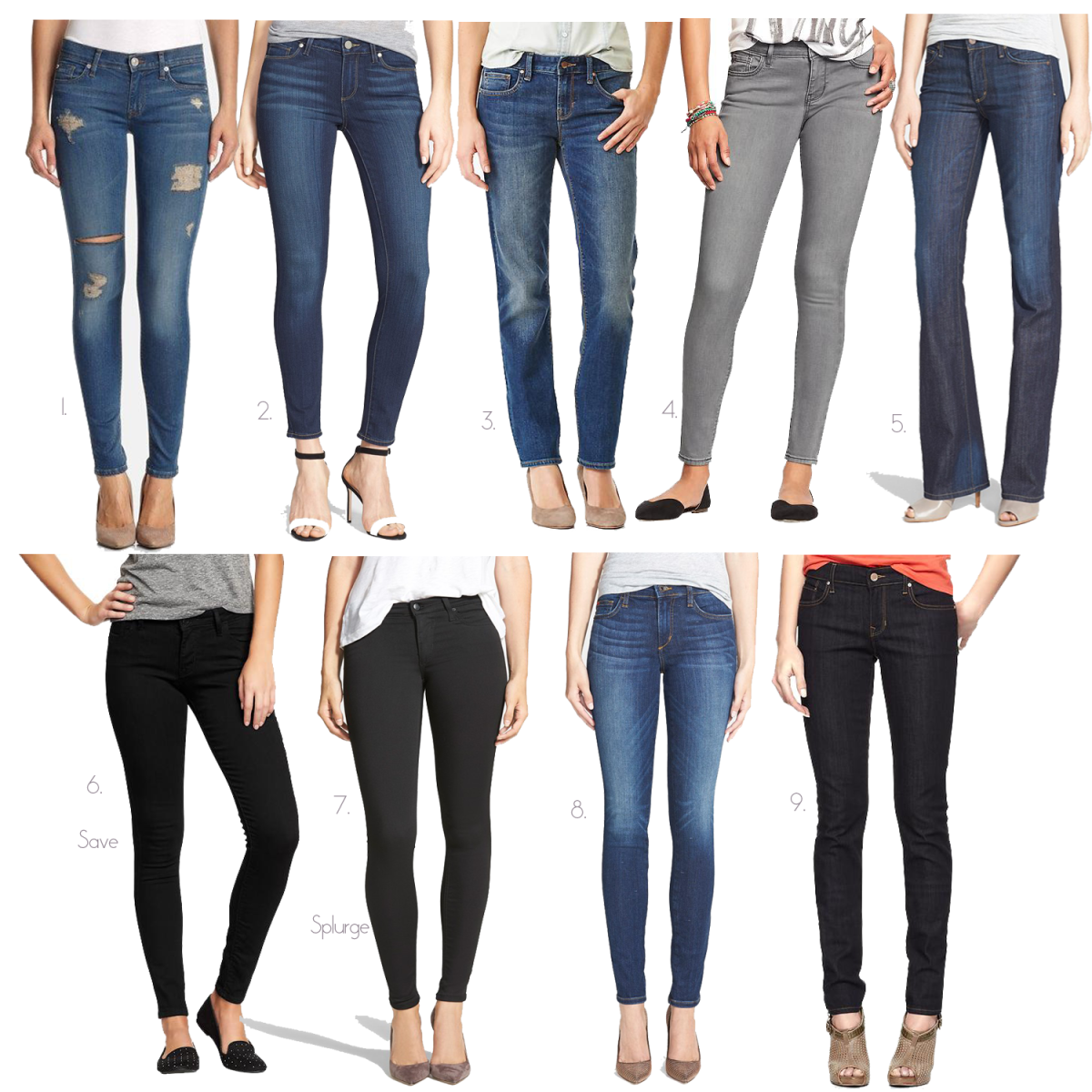 Monday Must Haves: Finding the Perfect Pair of Jeans