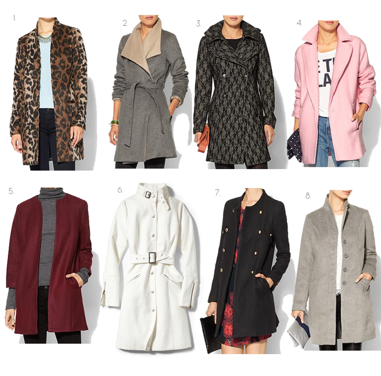 Monday Must Haves: Finding the Perfect Winter Coat