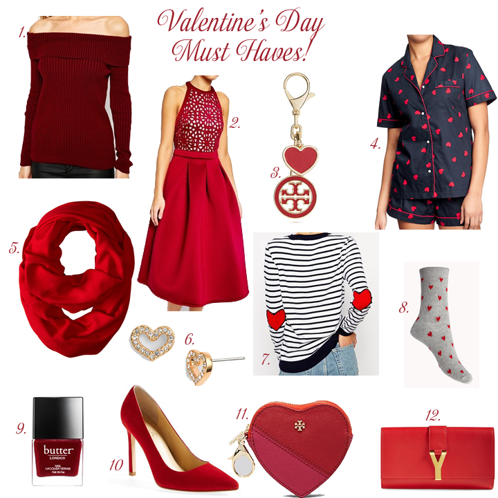 Monday Must Haves: Valentine's Day!