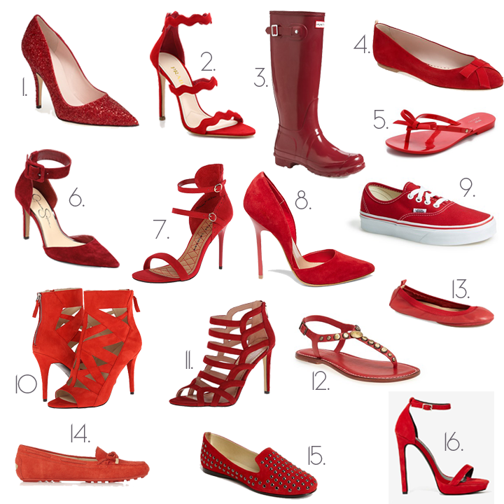 5c1322e42b3 Monday Must Haves: Finding the Perfect Red Shoe - Peaches In A Pod