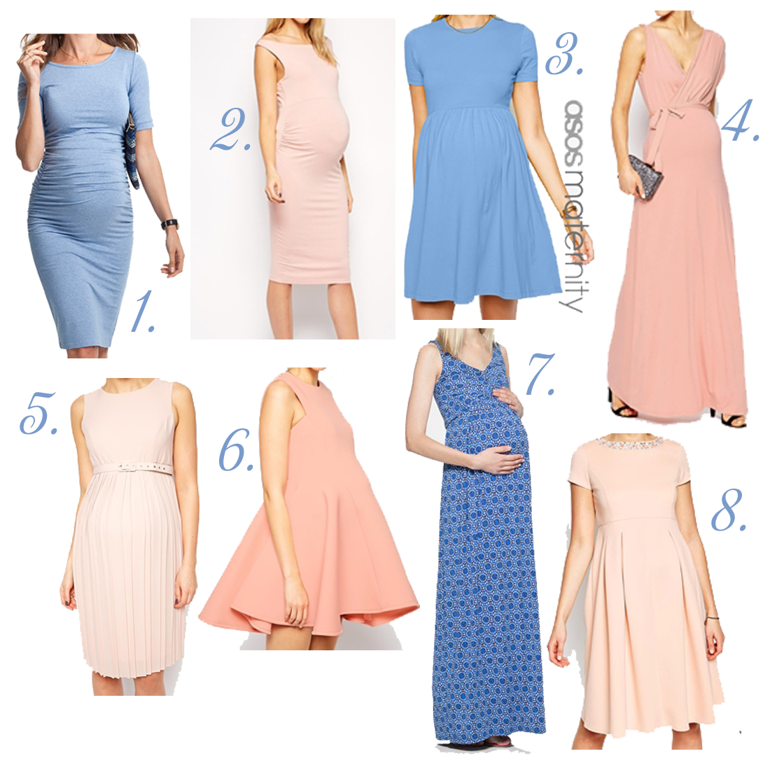 monday must haves what to wear to a shower peaches in a pod