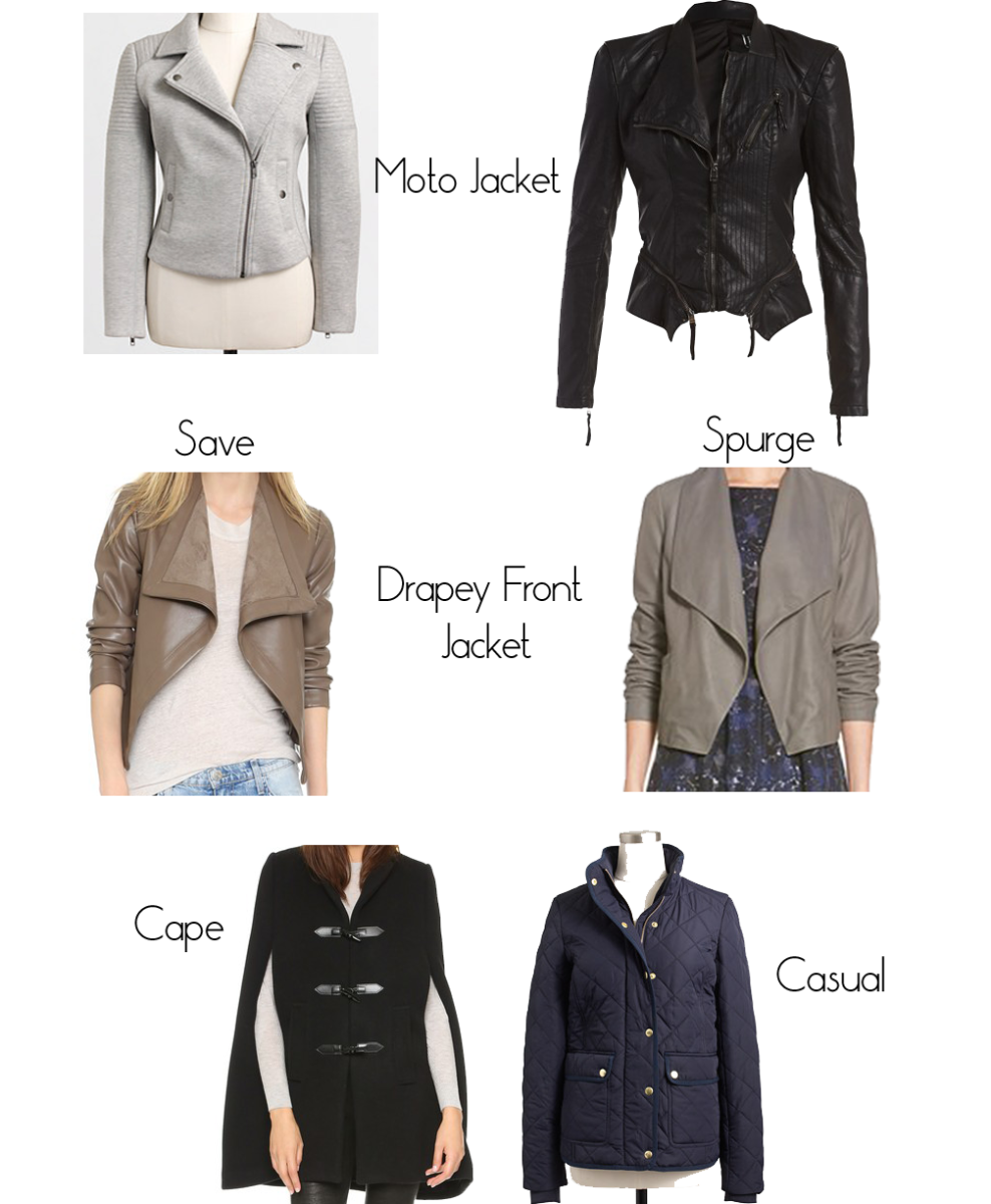 Must Have Jackets For Fall