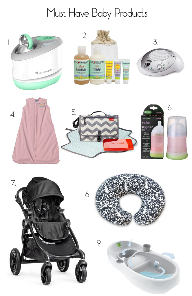 Must-have-baby-products