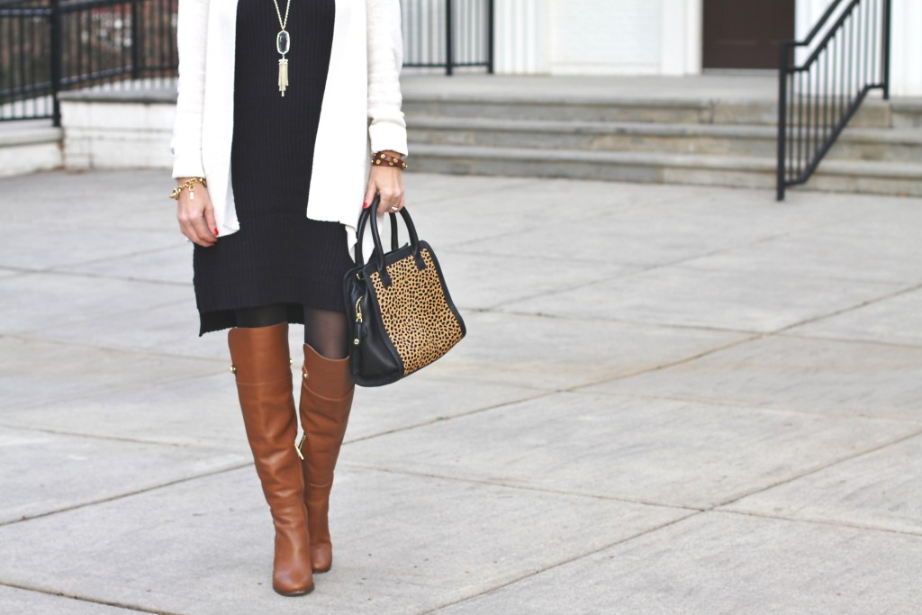 Over-the-knee-boots-with-dress