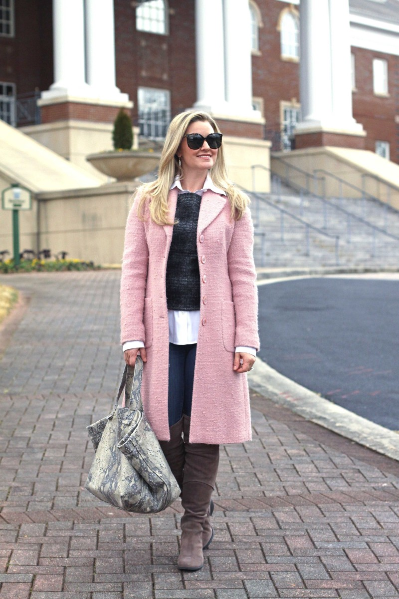 The Pink Lady (Coat)