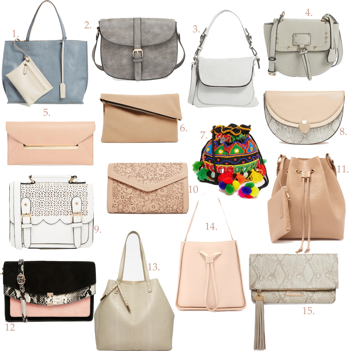 Spring Bags Under $50
