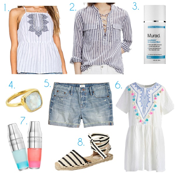 Hot Weather Must Haves