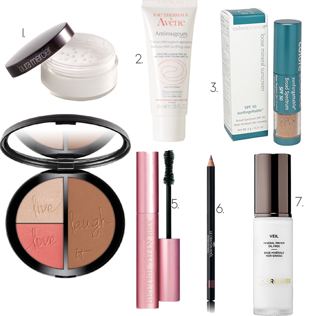 My Summer Beauty Must Haves