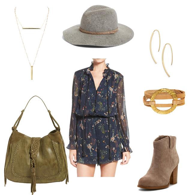 Ten Take on Fall: Maximizing Your Wardrobe