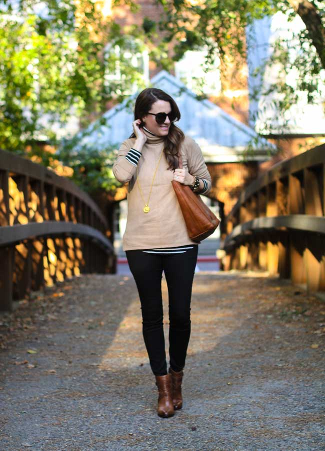 layered sweater-outfit