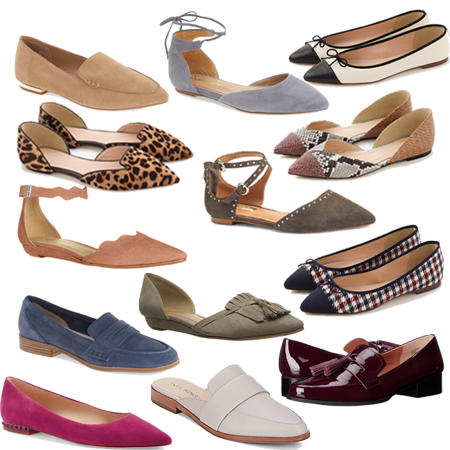 Fall Must Have Flats