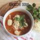 Easy Turkey Sausage Gnocchi Soup
