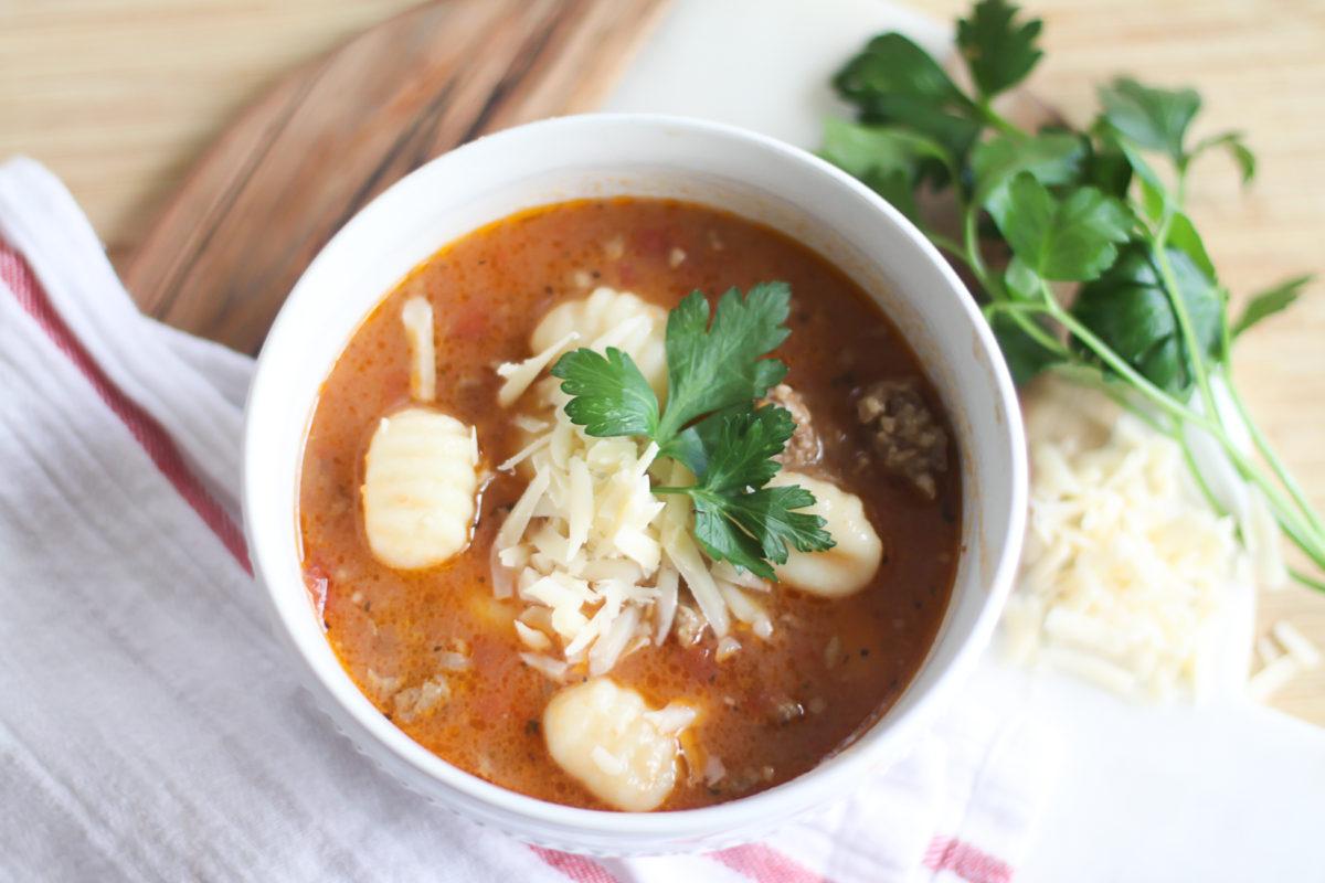 Turkey-sausage-gnocchi-soup