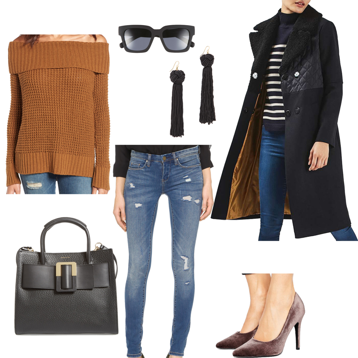 Easy Wintertime Outfit