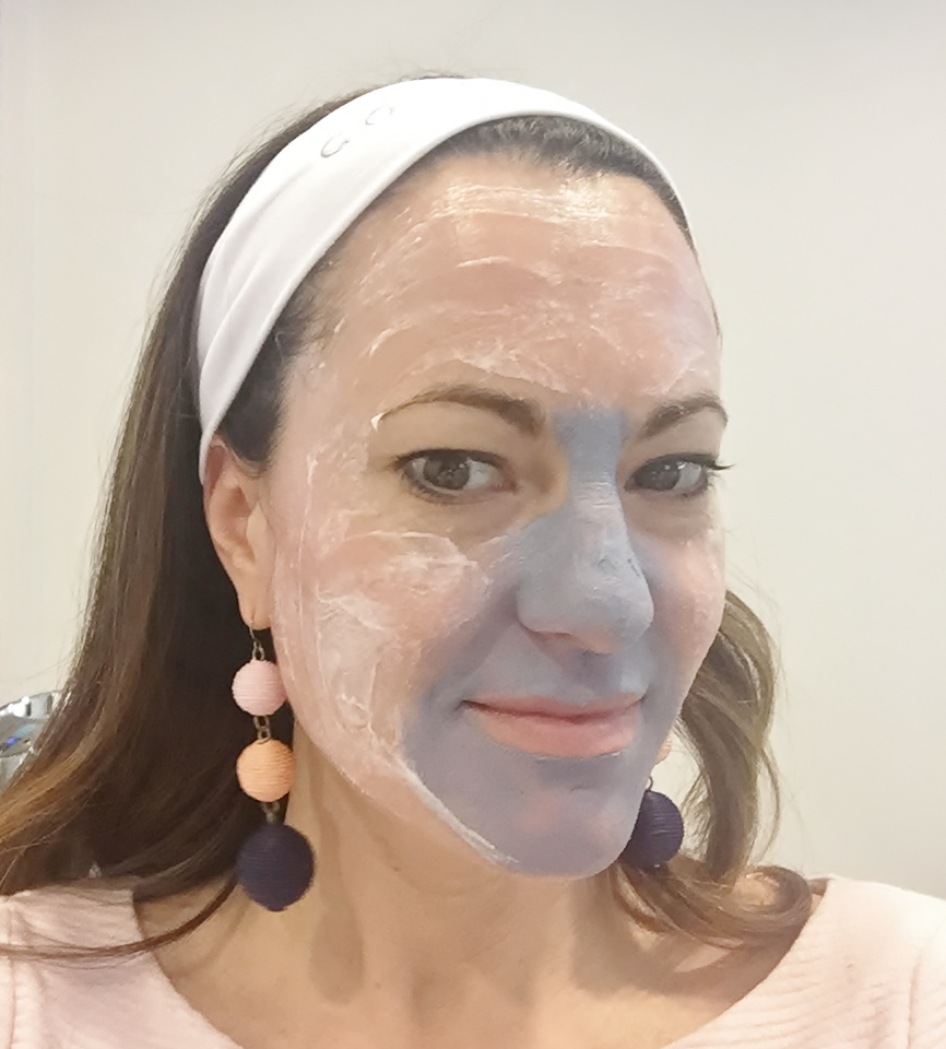 Multi masking by Peaches In A Pod blog.