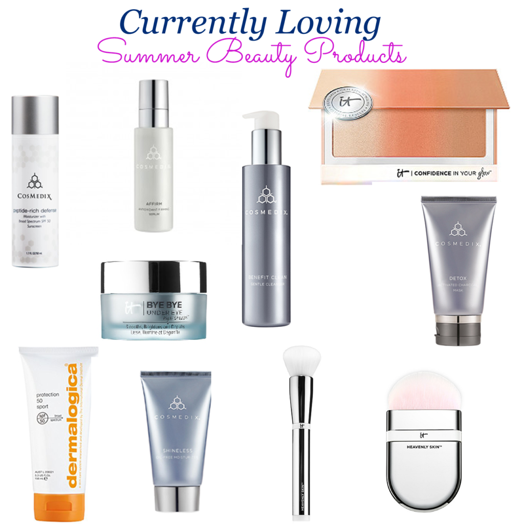 Currently Loving: Summer Beauty Products