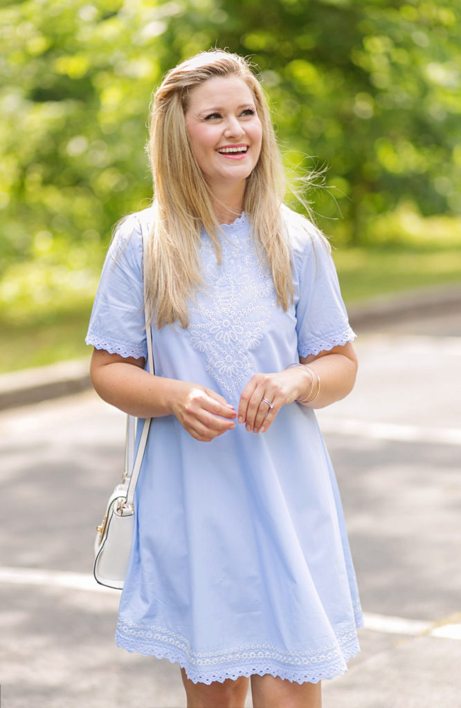 how to style a summer dress to create the perfect casual outfit