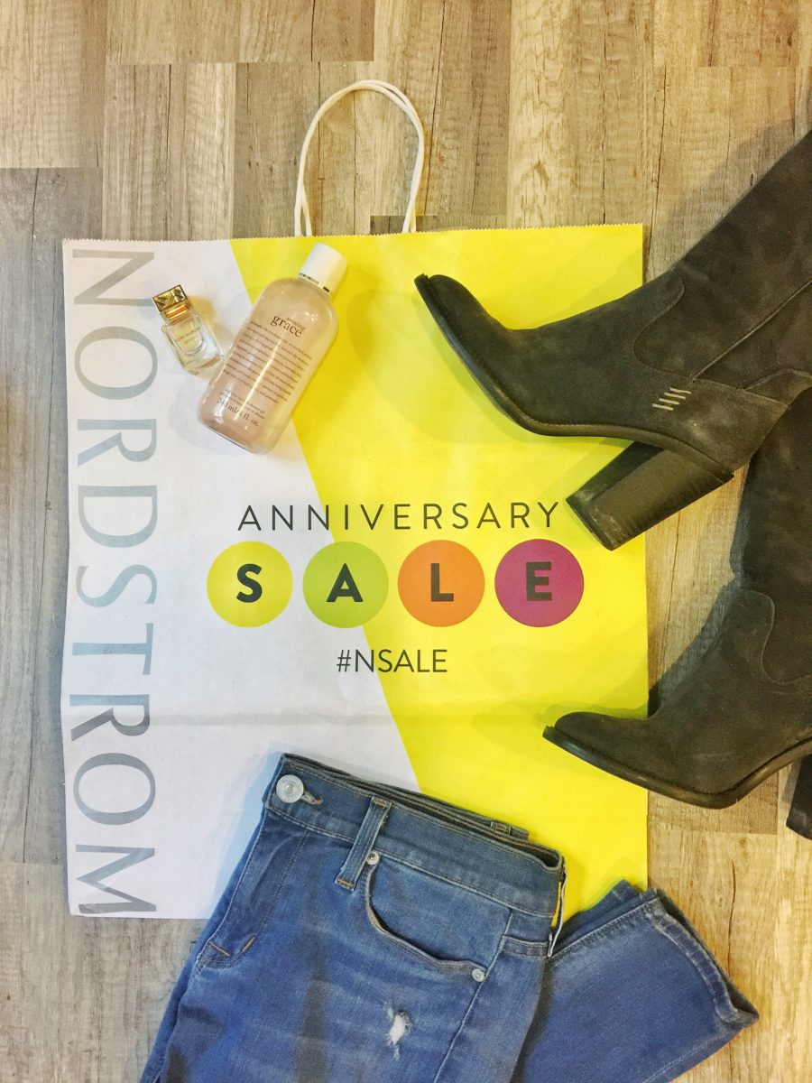 Happy Nordstrom Anniversary Sale!