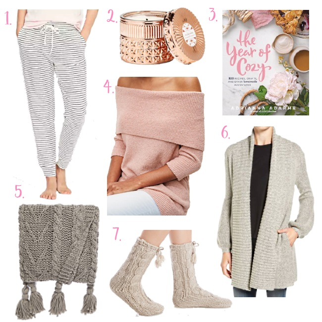 Currently Craving:  Cozy Must Haves