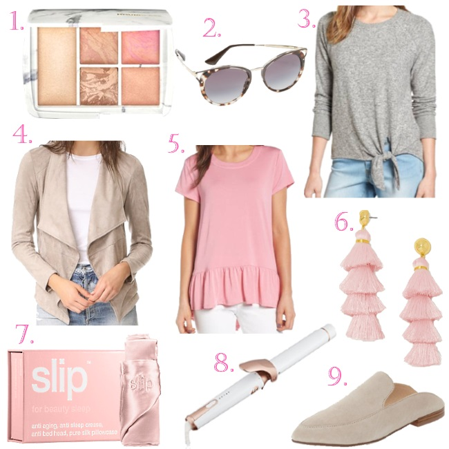 Currently loving for August via Peaches In A Pod blog. Stop by to see what we are loving lately including some sale items and beauty must haves.