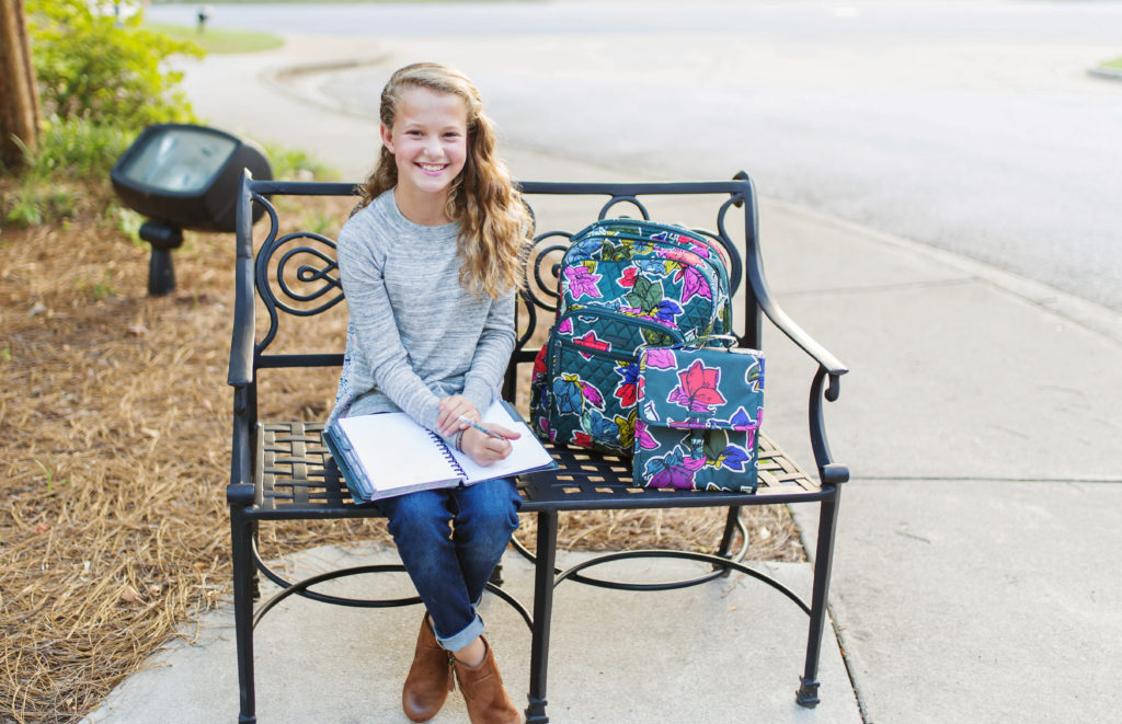 The best back to school supplies for Middle School girls via Peaches In A Pod blog.