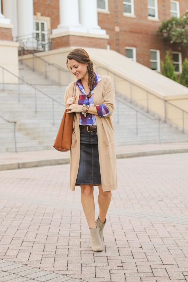 6 Fall Outfits that You Need To Recreate Now! - Peaches in a Pod