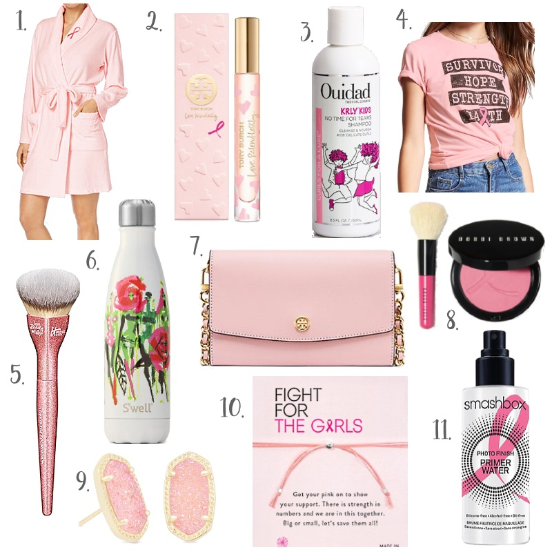 Pretty In Pink:  Products that Give Back