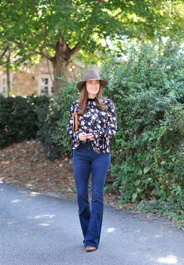 wearing-florals-for-fall