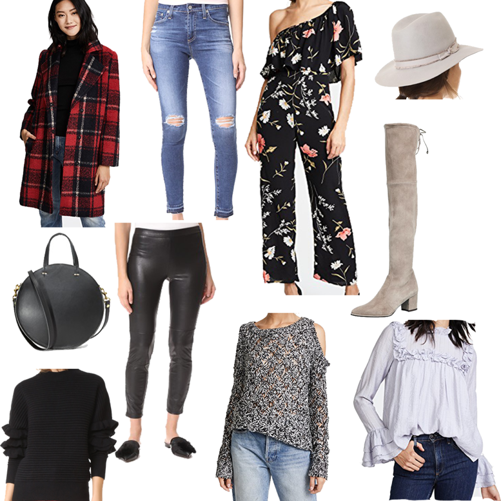 Holiday Shopping - The best of the Shopbop Sale