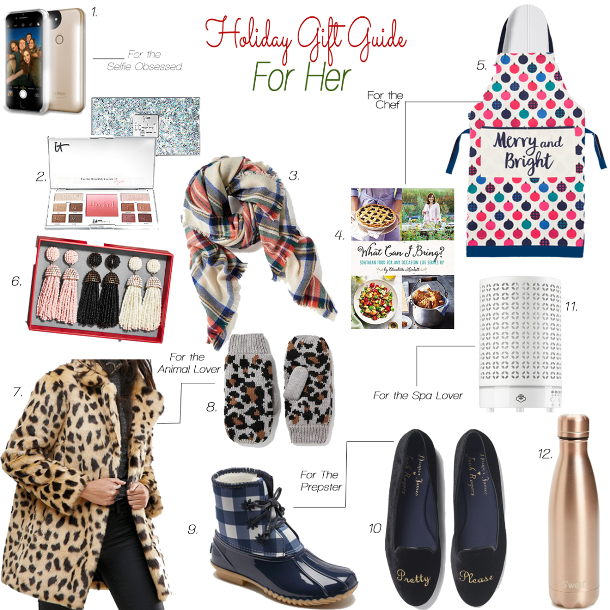 The Best Holiday Gift Guide For Her