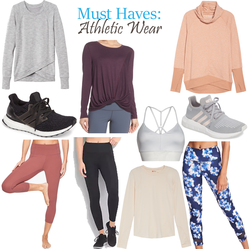 Cute activewear for women to kick your new year's resolution to get fit into gear!