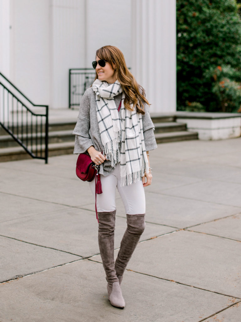 What to wear this winter via Peaches In A Pod blog.