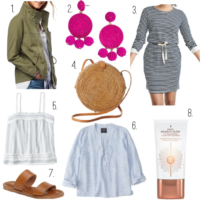 Currently Loving: Early Spring Must Haves