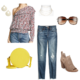 Easy Spring Transitional Outfit