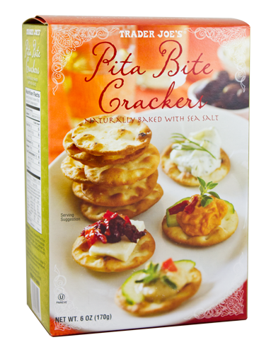 pita Bite Crackers