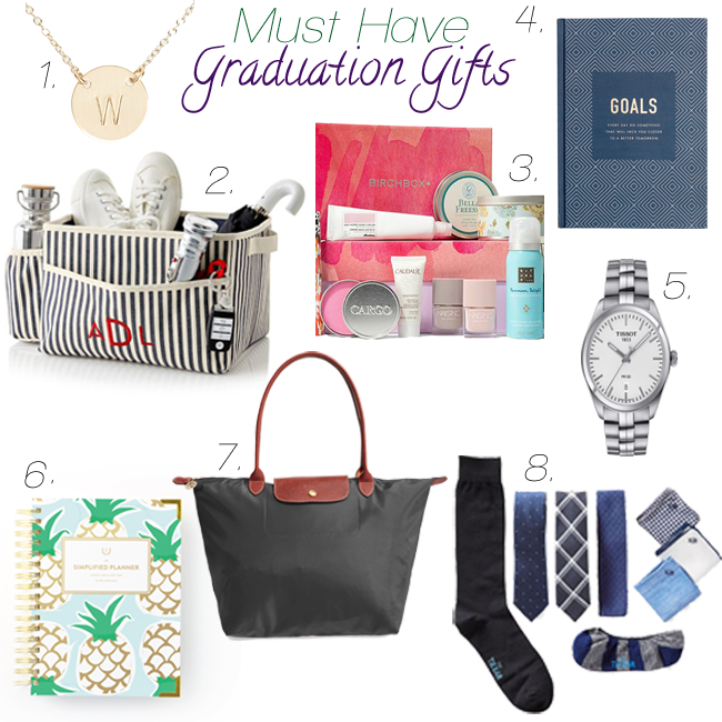 Top Graduation Gifts for high school and collage graduates