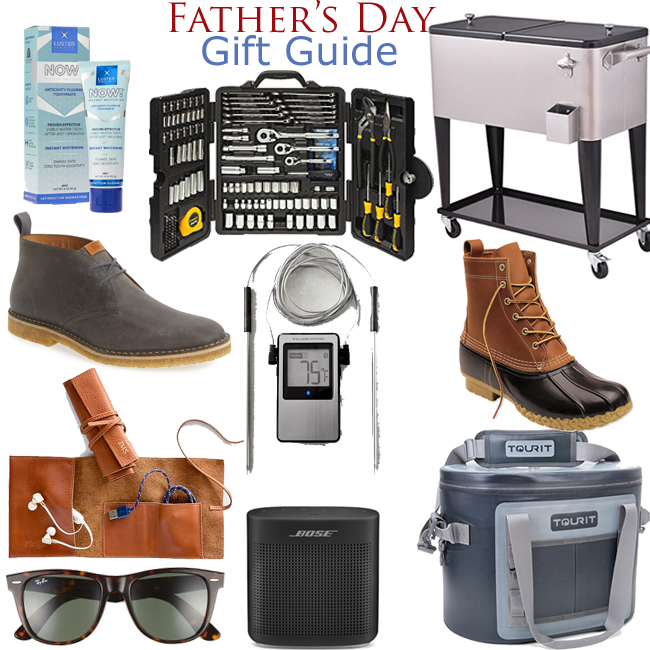 Father's Day Guide - Waterproof boots