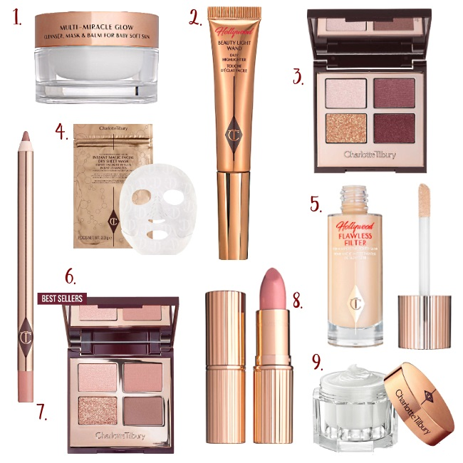 Charlotte Tilbury favorites